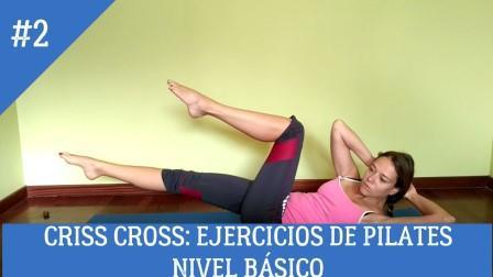 criss cross pilates