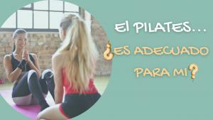 ¿Puedo practicar pilates'